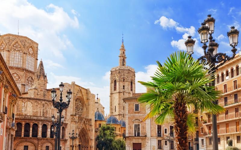 Centre-ville de Valence