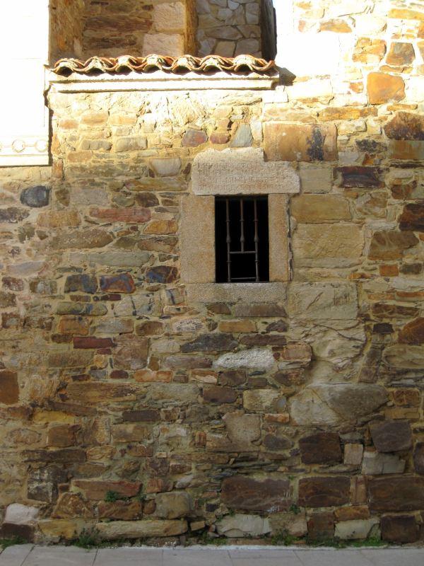 Cellule des emmurées d'Astorga