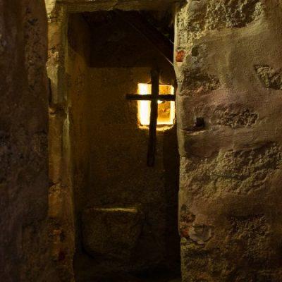 Le couvent du Palancar, le plus petit monastère du monde