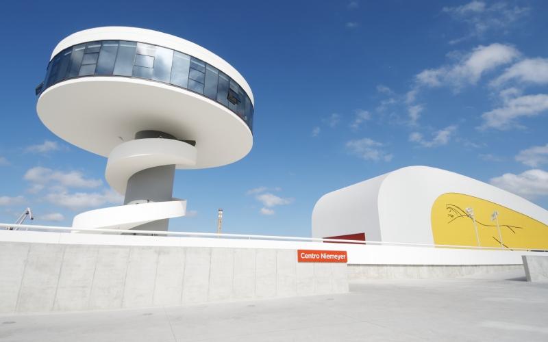 Le Centre Niemeyer