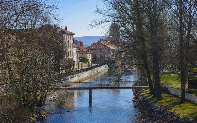 Cervera de Pisuerga est toujours un bon point de départ pour découvrir la province de Palencia