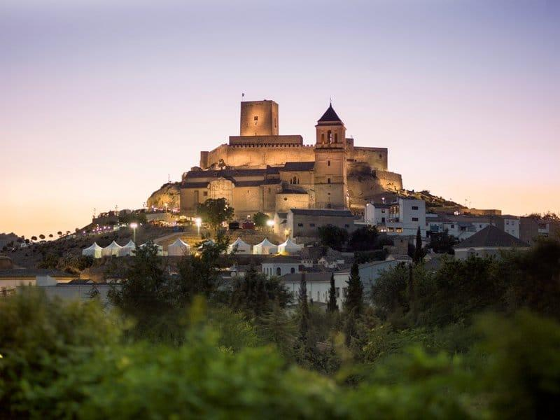 château d'Alcaudete