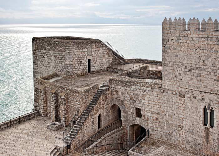 château de Peñíscola