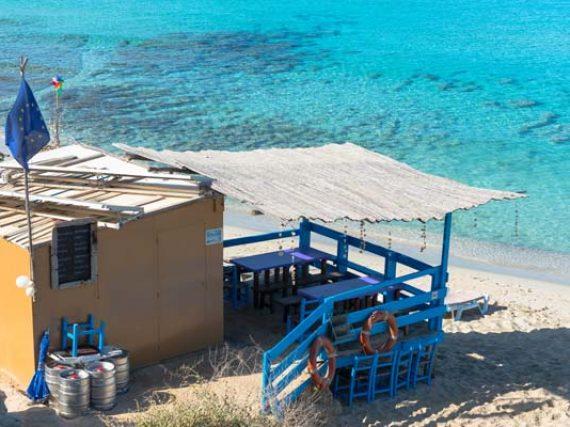 Les meilleurs «chiringuitos» de plage en Espagne