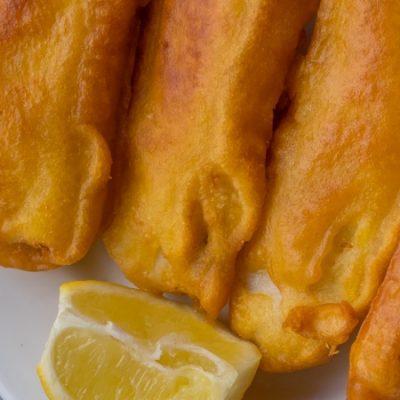 Churros de merlu des Canaries, les Fish and chips de l'archipel