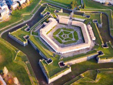 La citadelle de Jaca, la seule forteresse en étoile espagnole encore intacte