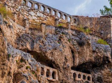 Cívica et ses grottes, une étrangeté à Guadalajara