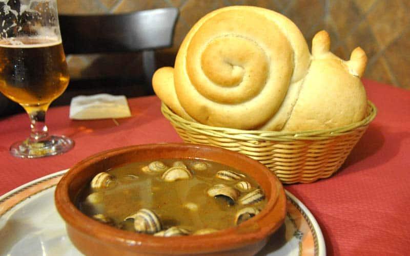 comer barato en Granada