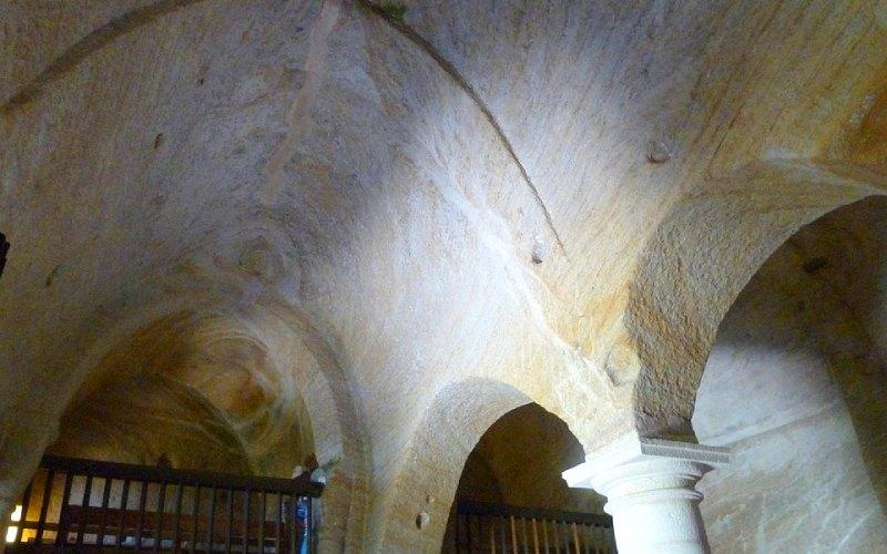 église rupestre de Olleros de Pisuerga