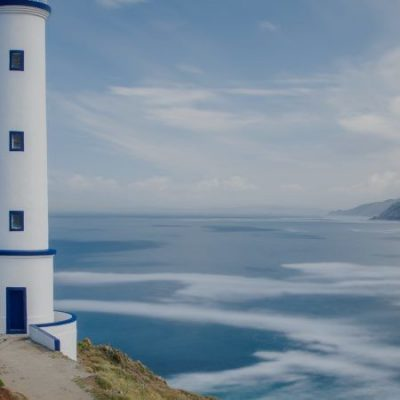 Costa da Vela, face à l'Atlantique infini