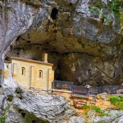 Les grottes sacrées les plus curieuses d'Espagne
