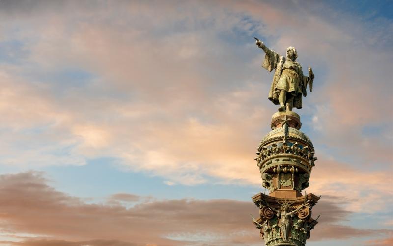 Christophe Colomb a créé la première colonie européenne en Amérique le 25 décembre