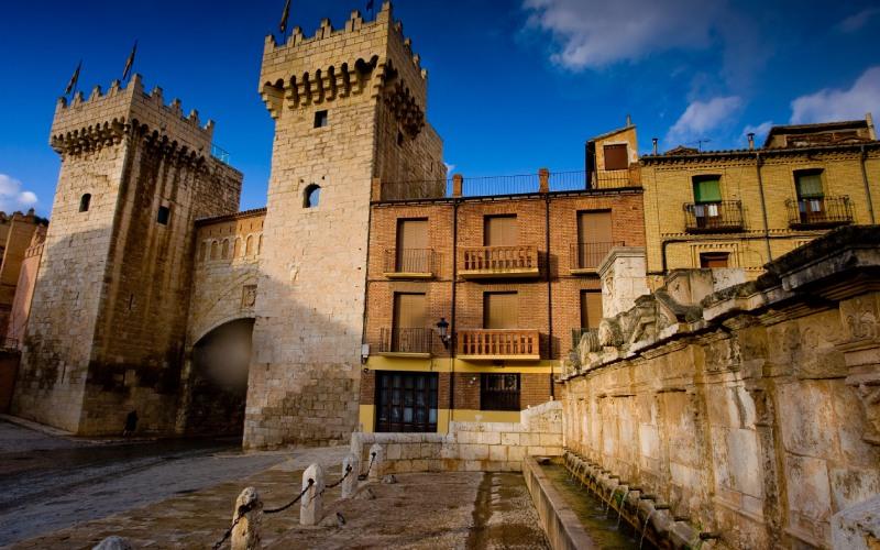 Les châteaux et les murs de Daroca font de la visite de ce village un incontournable