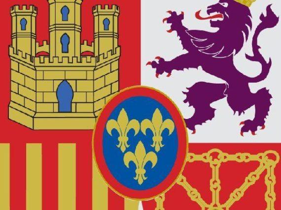 L'histoire des armoiries espagnoles