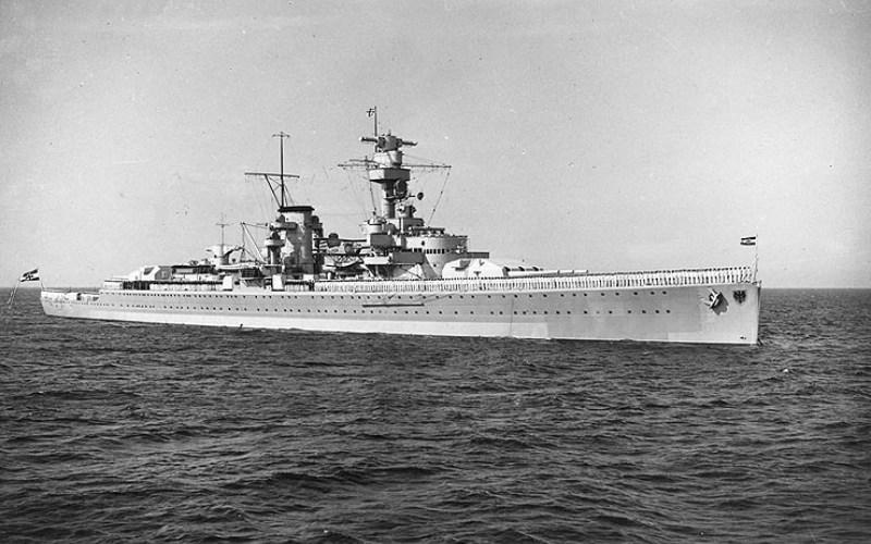 L'attaque du croiseur Deutschland a motivé le bombardement d'Almería