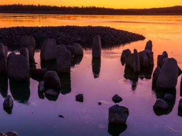 Le Dolmen de Guadalperal, le Stonehenge espagnol qui est sous un lac de barrage