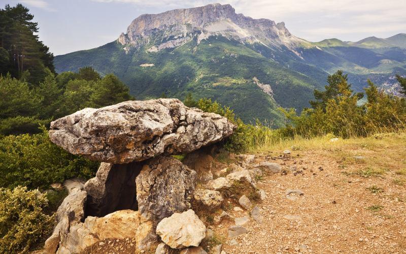 Dolmen de Tella