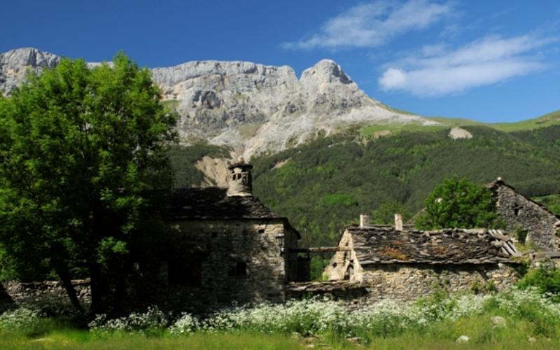 Village d'Escuaín