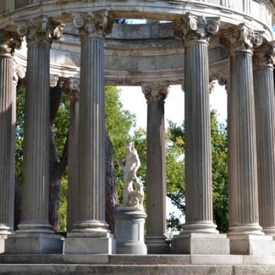 Jardin d'El Capricho, un musée vif et magique