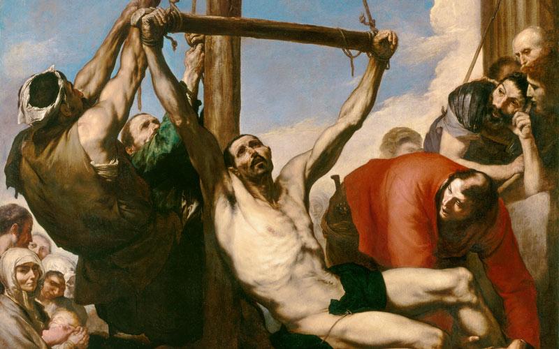 Le Martyre de Saint Philippe