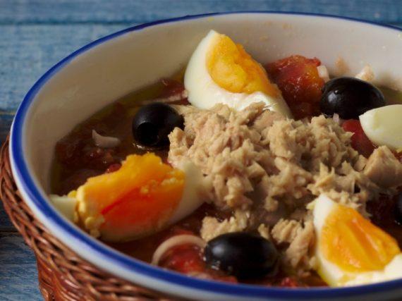 Salade de Murcie, une option saine et rafraîchissante