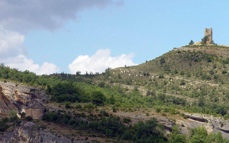 Église Nuestra Señora del Congost et tour de Chiriveta