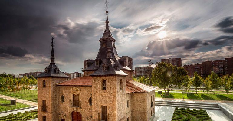 L'église de la Virgen del Puerto, un havre de paix dans la grande ville