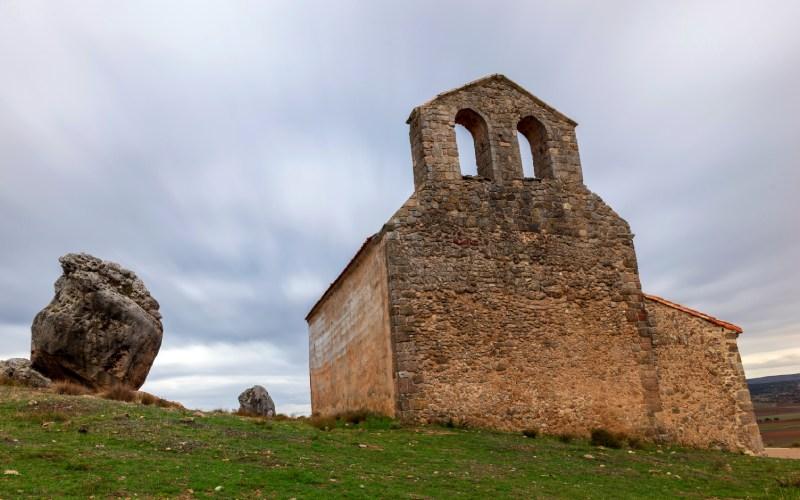 Église San Miguel à Gormaz