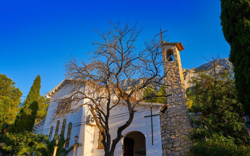 Église Pare Pere à Dénia