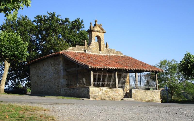 Chapelle San Antonio de Martiartu