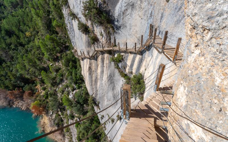 Sentier de la nature de Montfalcó