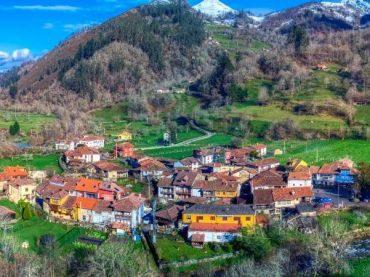 Espinaréu, le village le plus traditionnel des Asturies