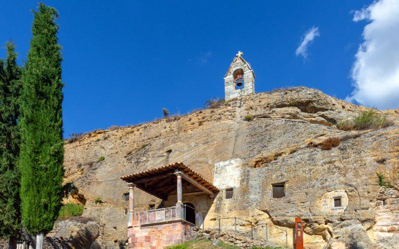 église des Saints Justo et Pastor de Olleros