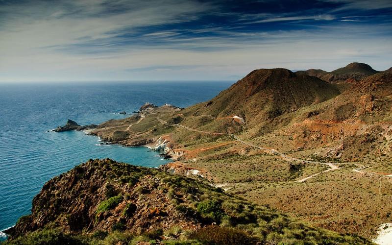 Phare de Cabo de Gata