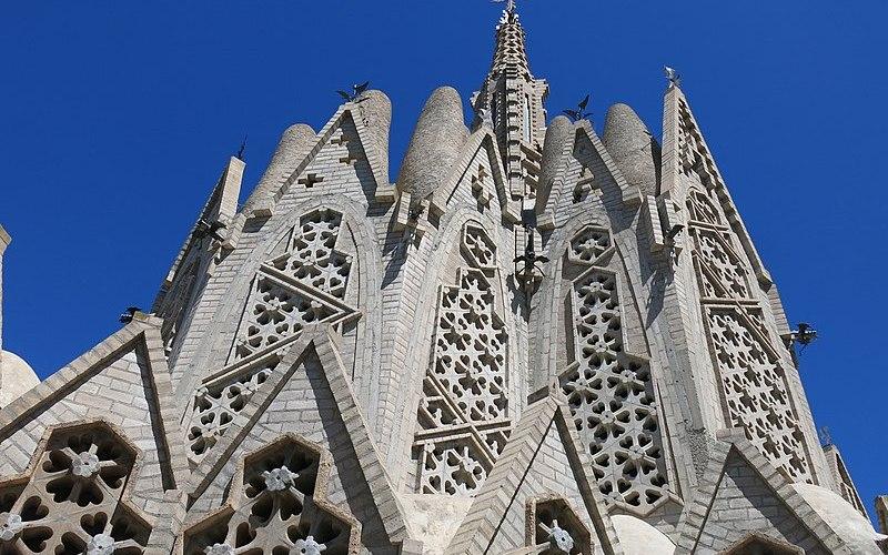 Intérieur du sanctuaire