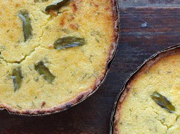 Flaó, le gâteau au fromage d'Ibiza à la menthe