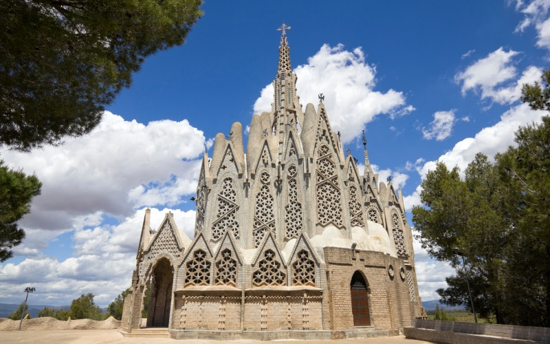 Monastère Mare de Deu de Montserrat