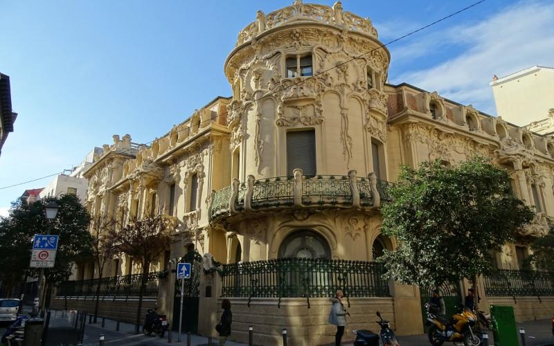 Palais de Longoria, à Madrid