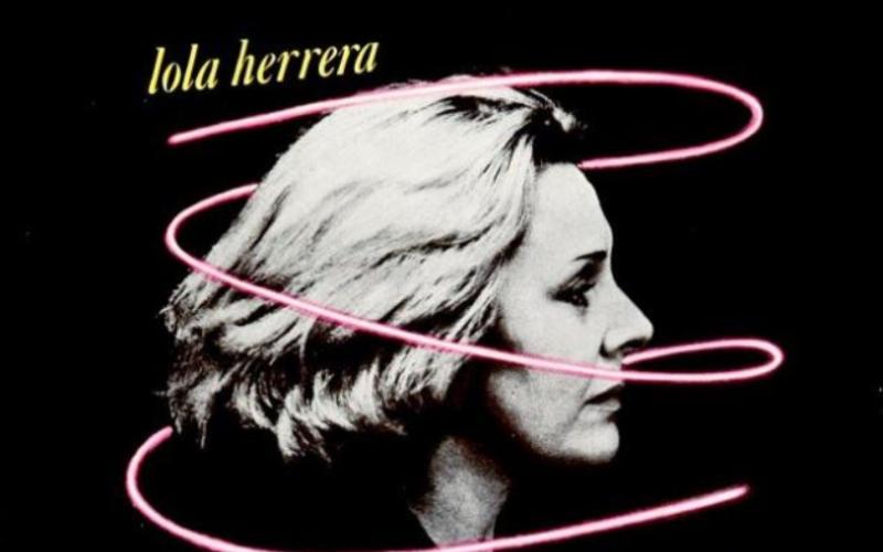 Función de noche, avec Lola Herrera