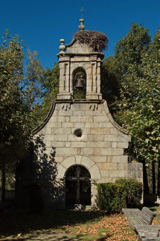Le clocher-mur de Ribadelago