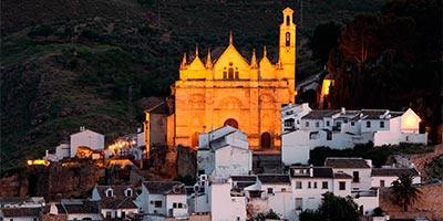 Real Colegiata de Santa María la Mayor en Antequera