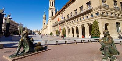 Dónde dormir en Zaragoza