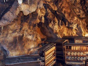 Les grottes des fromages asturiens, une idylle gastronomique sous terre