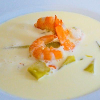 Gazpachuelo, une recette très curieuse de Malaga