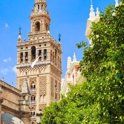 La Giralda de Séville, le symbole de la ville andalouse