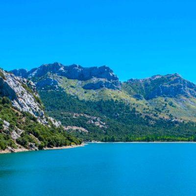 Gorg Blau, un paradis entre les montagnes de Majorque