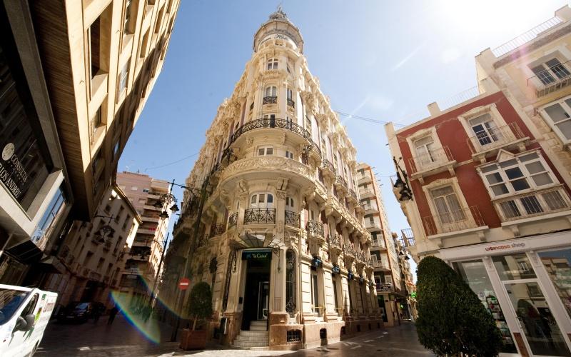 Le Grand Hôtel de Carthagène