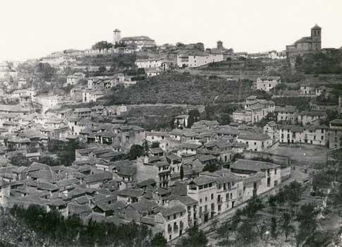 Image de la ville en 1878