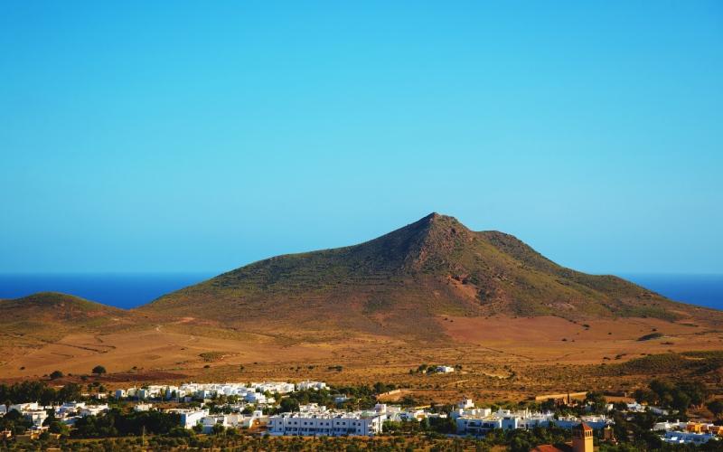 Volcan Granatilla, Níjar