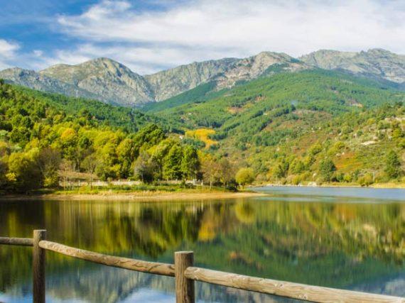 Parc des montagnes de la Sierra de Gredos d'Ávila